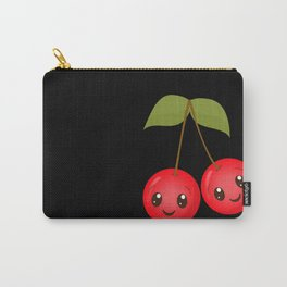 Cute Cherries Carry-All Pouch