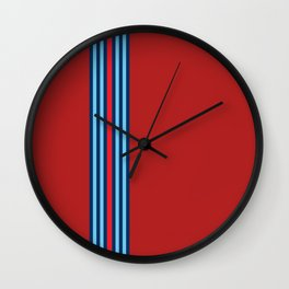 Aperitivo Rosso Wall Clock