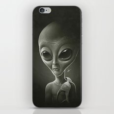 The Filthy Shades Of Greys iPhone & iPod Skin
