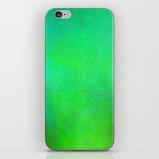 Shamrock Field 01 iPhone & iPod Skin