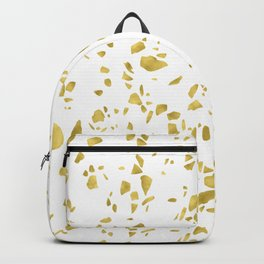 Holiday Terrazzo Style Backpack