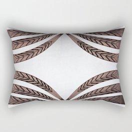 Dark Wings of Ma'at Rectangular Pillow