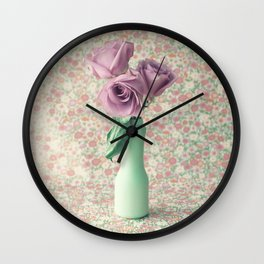 I don't know where it all went wrong Wall Clock
