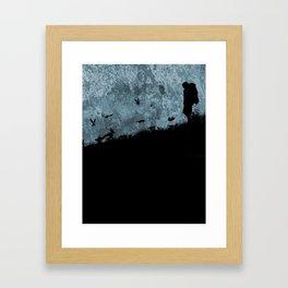 No Place Feels Like Home Framed Art Print