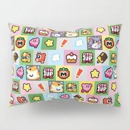 Cute Kirby Pattern Pillow Sham