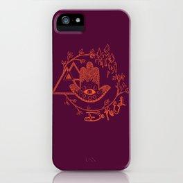 Do No Evil 2 iPhone Case