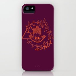 Do No Evil 2 iPhone Case