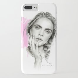 Cara iPhone Case
