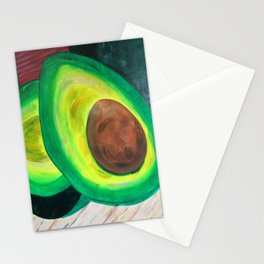 Avocado Stationery Cards