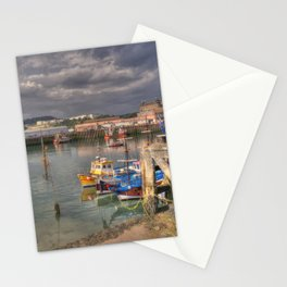 Harbour Scarborough Stationery Cards