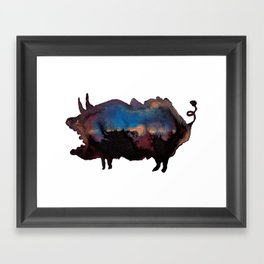 B O A R Framed Art Print