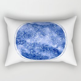 Northern Stars Rectangular Pillow