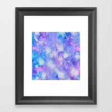 Where Unicorns Dream Framed Art Print