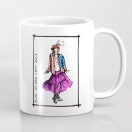 Ruth on Memorial Day Coffee Mug