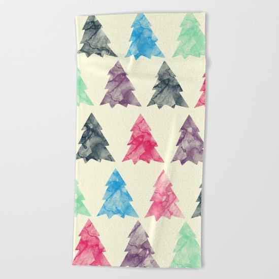 Lovely Pattern Beach Towel