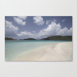 Cinnamon Bay Canvas Print