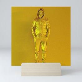 Golden Boy Mini Art Print