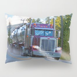 Trans Canada Trucker Pillow Sham