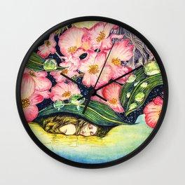 White Dew - Autumn  白露 Wall Clock