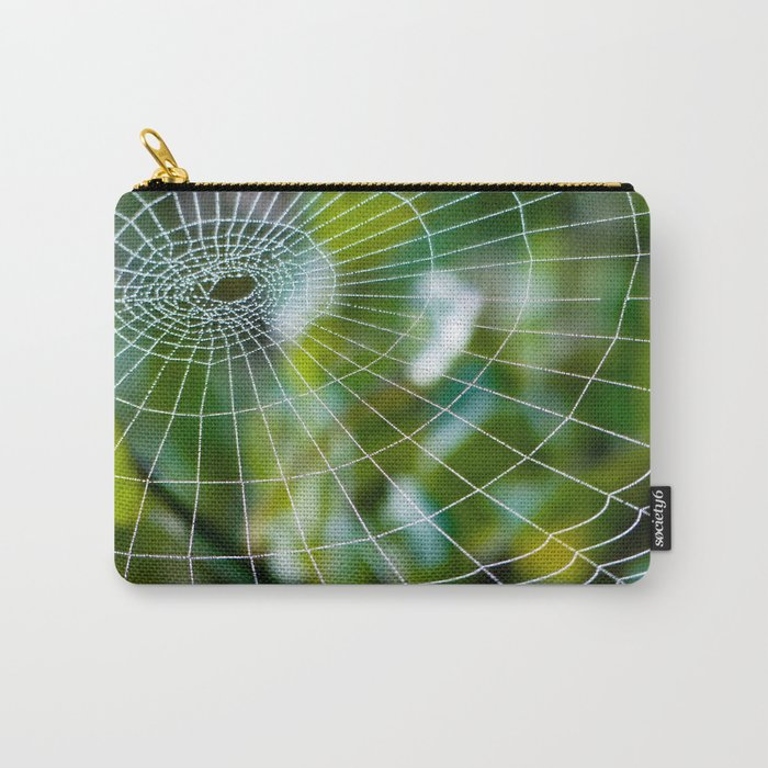 Spider's web Carry-All Pouch