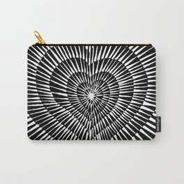 vibrant heart Carry-All Pouch