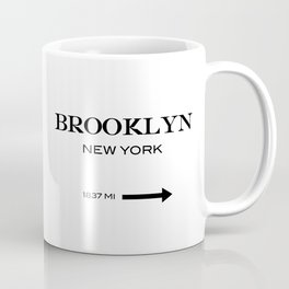 Brooklyn - New York Coffee Mug