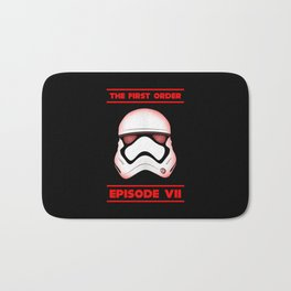 The First Order - Stormtrooper - Episode VII Bath Mat