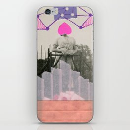 Wrong Love iPhone Skin