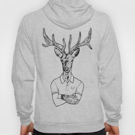 bambi's a grown up now  Black Hoody