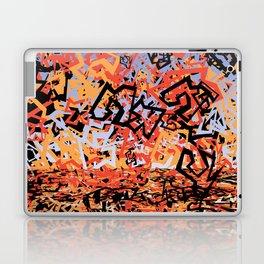 Shattering Sky Laptop & iPad Skin