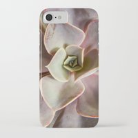 succulent iPhone & iPod Cases featuring succulent by Bonnie Jakobsen-Martin