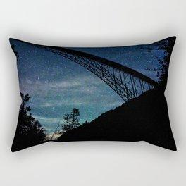 Blanket Of Stars Rectangular Pillow