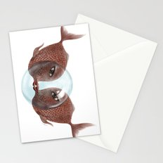 LoveFish Stationery Cards