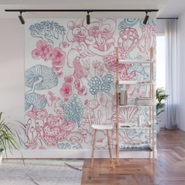Mycology 1 Wall Mural