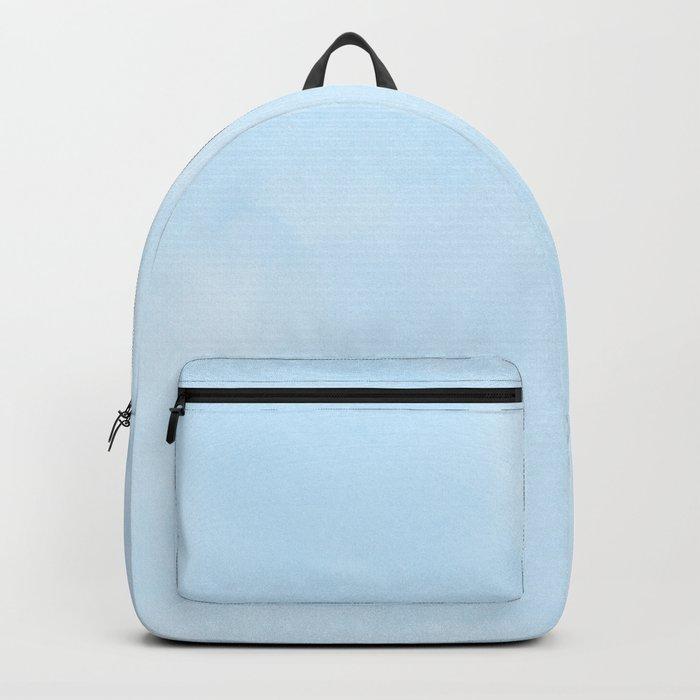 Blue Raspberry Watercolor Backpack