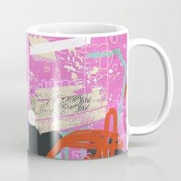 ABSTRACT MOUNTAINOUS Coffee Mug