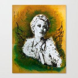 Wing Series Three (Angel) Canvas Print