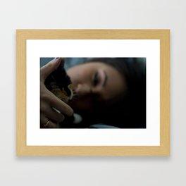 Lovely Felions Framed Art Print