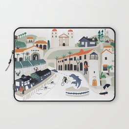 The best of Santa Barbara Laptop Sleeve
