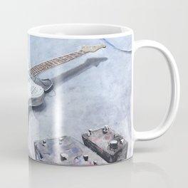 rock n roll guitar Coffee Mug