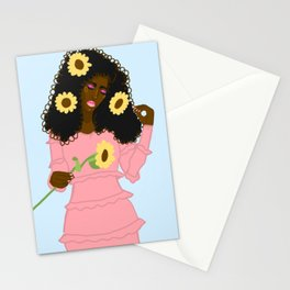 Melancholy Stationery Cards