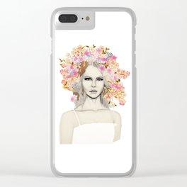 Fashion Vignette - September 2017 Clear iPhone Case