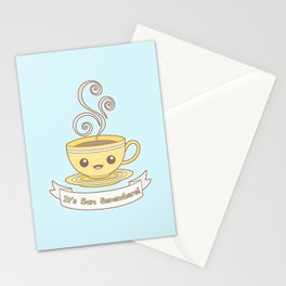 It's 5am Somewhere! Stationery Cards