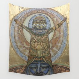 ETERNAL CREATION Wall Tapestry