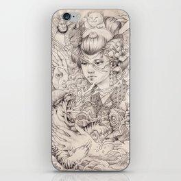 Irezumi iPhone Skin