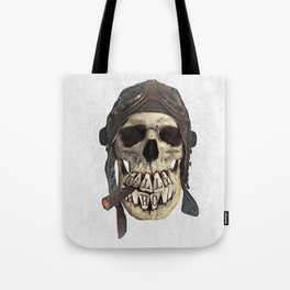 TALLY HO  (skull series 2 of 3) Tote Bag