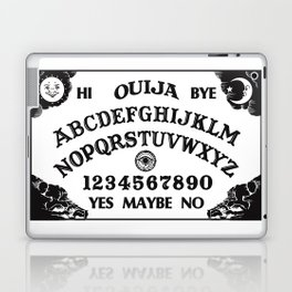 Ouija Board Laptop & iPad Skin