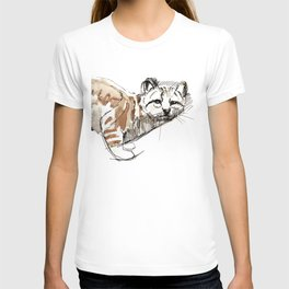 Totem Andean cat (AGA) T-shirt