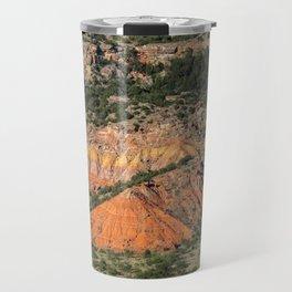 Palo Duro Canyon State Park Landscape Travel Mug