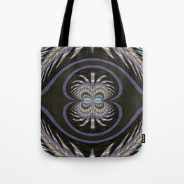 Wart Eye Pattern 8 Tote Bag